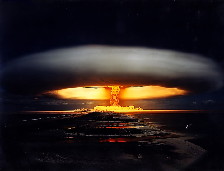 About A Breakup, Part 3 of 5: The Atom Bomb