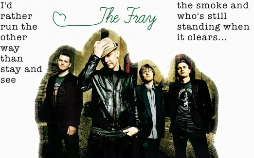 The Fray Lyric