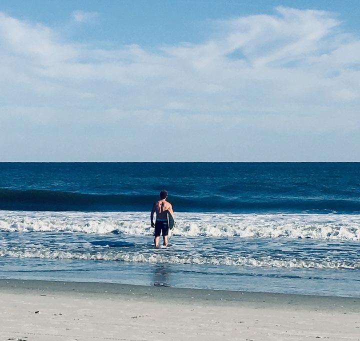 My Surfing Journey, Part 2: TopsailMeltdown